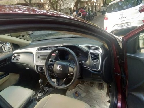 Used Honda City i DTEC S 2015 MT for sale in Chennai