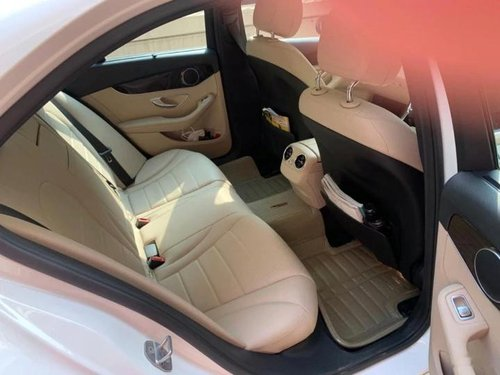 Used 2017 Mercedes Benz C-Class AT for sale in Mumbai