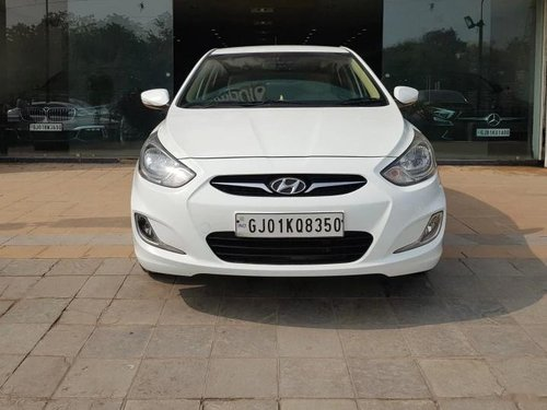 Used Hyundai Verna 2012 MT for sale in Ahmedabad