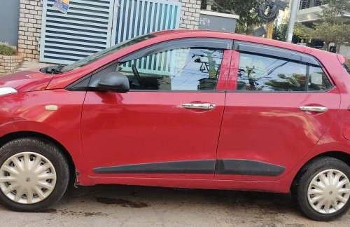 Hyundai i10 Magna 2017 MT for sale in Hyderabad