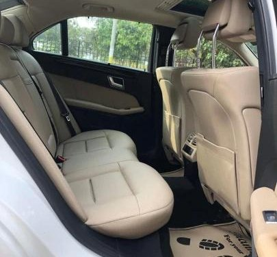 Used 2012 Mercedes Benz E Class AT for sale in Mumbai
