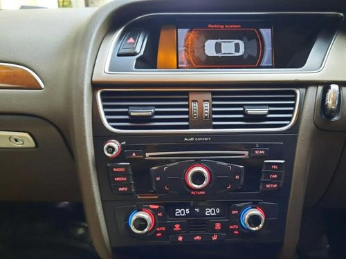 Used Audi A4 2012 AT for sale in Pune