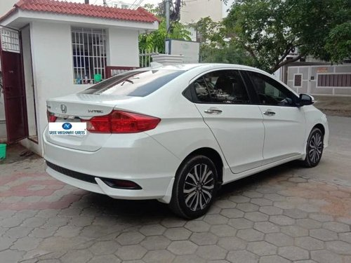 Used Honda City 2017 AT for sale in Coimbatore