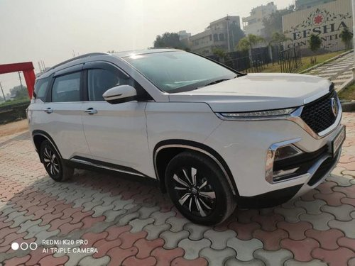 Used 2019 MG Hector Hybrid Sharp MT for sale in Hyderabad
