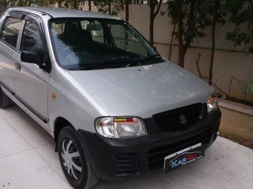 Used Maruti Suzuki Alto 2010 MT for sale in Hyderabad