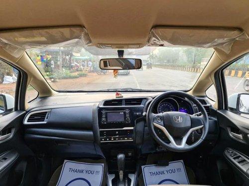 Used 2018 Honda Jazz AT for sale in Mumbai