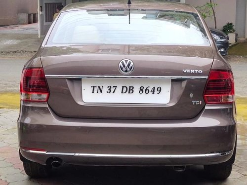 Used 2018 Volkswagen Vento MT for sale in Coimbatore
