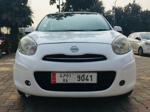 Used 2013 Nissan Micra MT for sale in Ahmedabad -17