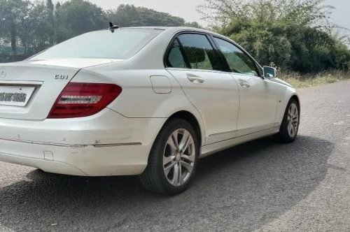 Mercedes Benz C-Class 220 CDI AT 2013 AT for sale in Nashik