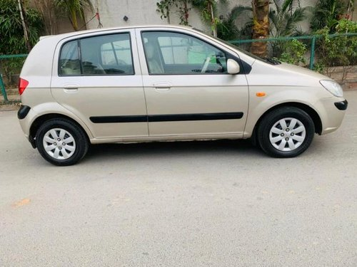 Used Hyundai Getz 1.1 GVS 2008 MT for sale in Surat