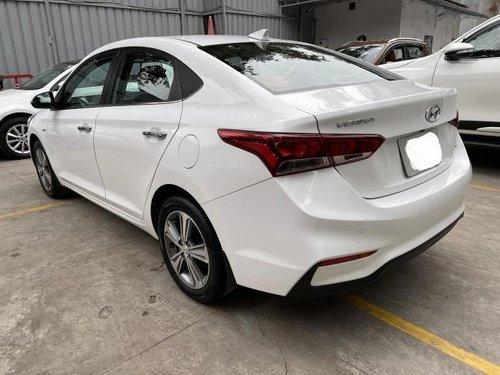 Hyundai Verna CRDi 1.6 SX 2019 MT for sale in Pune