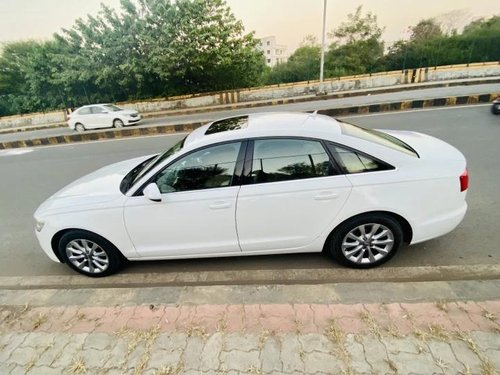 Used Audi A6 2013 AT for sale in Pune
