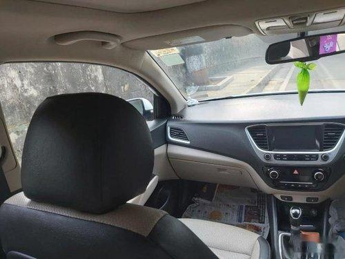 Used 2019 Hyundai Verna AT for sale in Mumbai
