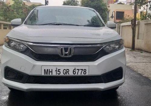 Used Honda Amaze 2019 MT for sale in Nashik