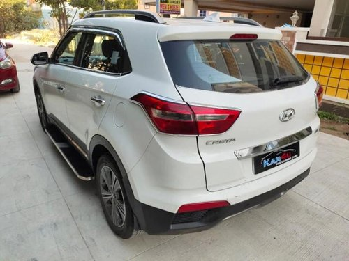 Used Hyundai Creta 1.6 CRDi SX Plus 2017 MT in Hyderabad -5