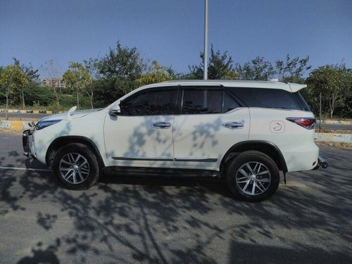 Used Toyota Fortuner 2017 AT for sale in Hyderabad