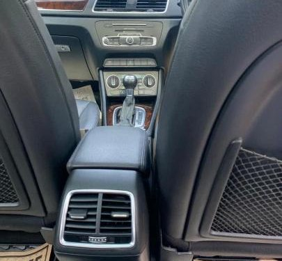 Used Audi Q3 2017 AT for sale in Mumbai