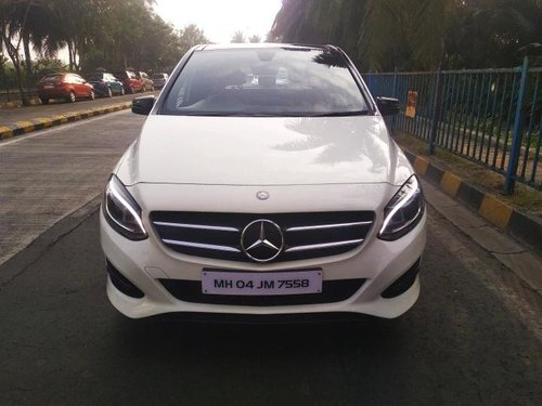 Mercedes Benz B Class B200 CDI Sport 2018 AT in Mumbai
