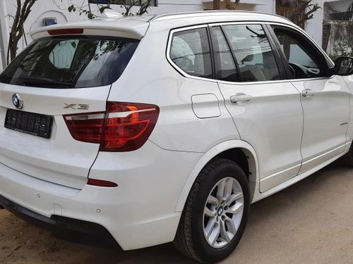 Used 2013 BMW X3 AT for sale in Lucknow