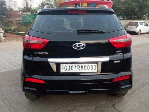 Used Hyundai Creta 2015 AT for sale in Rajkot