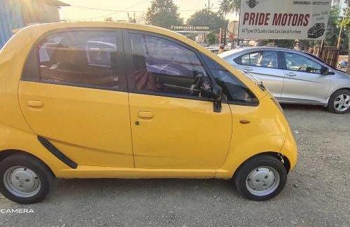 Used Tata Nano 2010 MT for sale in Pune