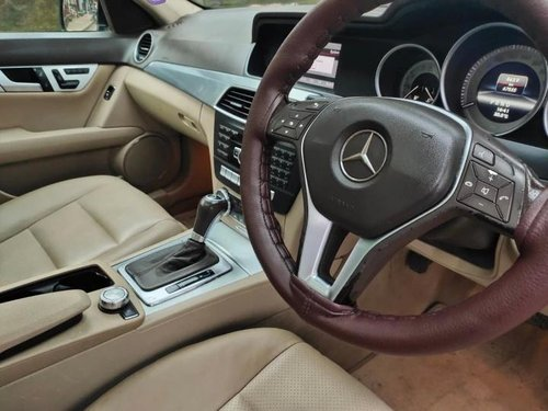 Used Mercedes Benz C-Class 2013 AT for sale in Mumbai