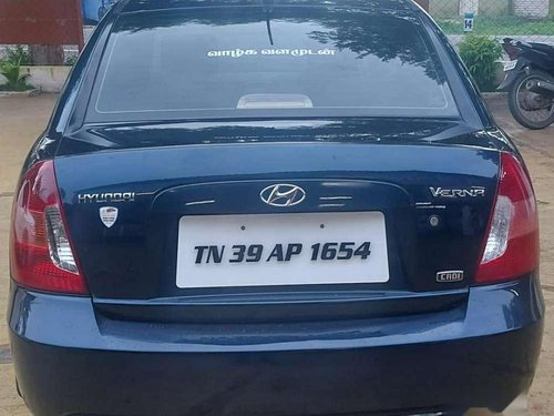 Used 2007 Hyundai Verna MT for sale in Erode -9