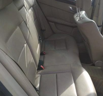 Used 2012 Mercedes Benz E Class AT for sale in New Delhi -0