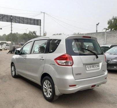 Used Maruti Suzuki Ertiga ZDI 2014 MT in Ahmedabad