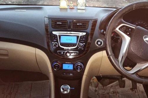 Used 2013 Hyundai Verna 1.6 SX MT in Ahmedabad