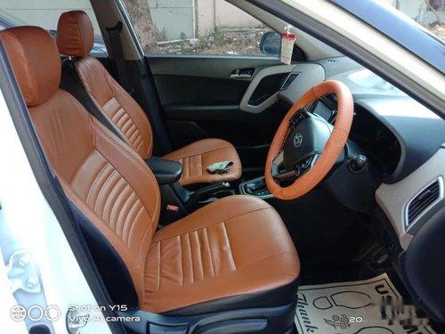 Used 2015 Hyundai Creta 1.6 CRDi AT for sale in Indore