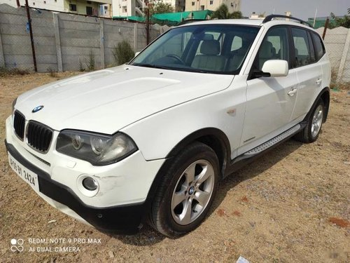 BMW X3 xDrive30d 2009 AT for sale in Hyderabad