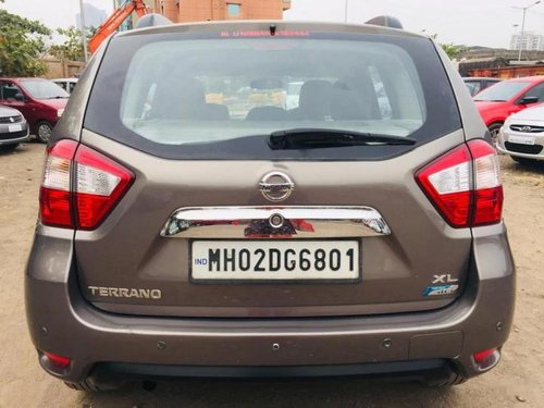 Used 2015 Nissan Terrano MT for sale in Mumbai