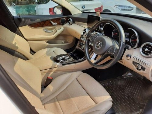Used Mercedes Benz C-Class 2016 AT for sale in New Delhi