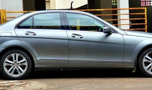 Used 2014 Mercedes Benz C-Class AT for sale in Chennai
