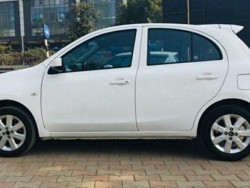 Used 2013 Nissan Micra MT for sale in Ahmedabad -13