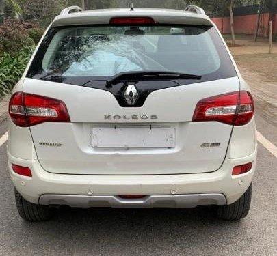 Used Renault Koleos 2.0 Diesel 2012 AT for sale in New Delhi