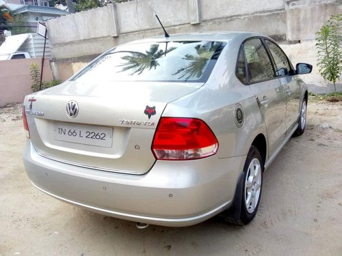 Used 2014 Volkswagen Vento MT for sale in Coimbatore -1