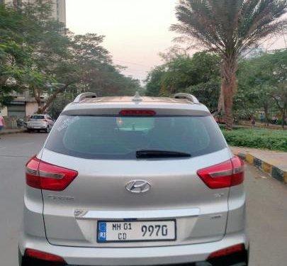 Hyundai Creta 1.6 CRDi SX Plus Dual Tone 2015 MT in Thane