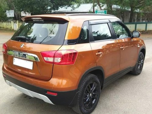 Used Maruti Suzuki Vitara Brezza 2019 AT for sale in Chennai