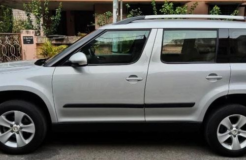 Used 2011 Skoda Yeti MT for sale in Bangalore