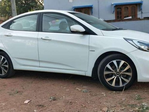 Used Hyundai Verna 2014 MT for sale in Hyderabad