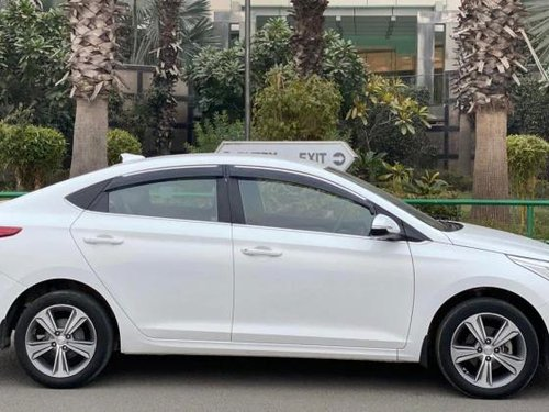 Used 2018 Hyundai Verna MT for sale in New Delhi