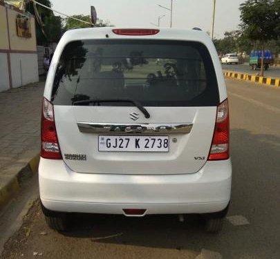 Maruti Suzuki Wagon R VXI 2013 MT in Ahmedabad