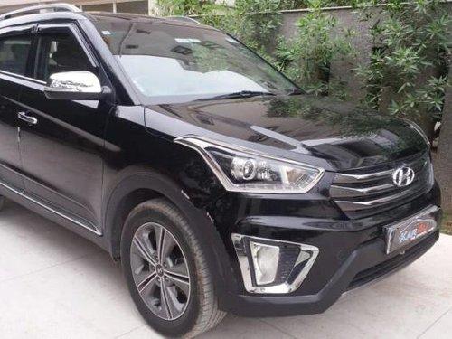 Used 2017 Hyundai Creta AT for sale in Hyderabad