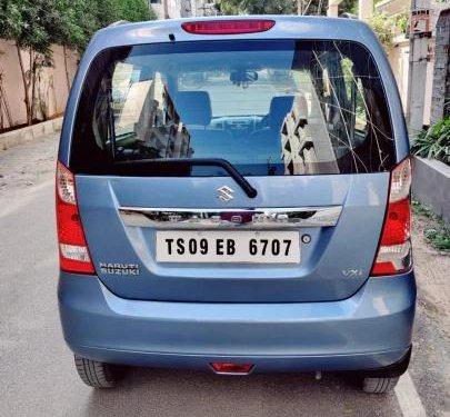 Maruti Suzuki Wagon R VXI 2014 MT in Hyderabad