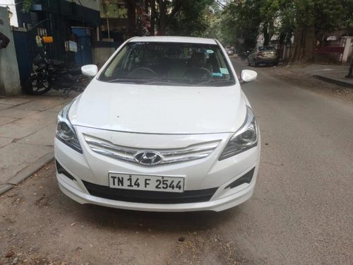 Used 2016 Hyundai Verna AT for sale in Chennai