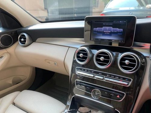 Used 2017 Mercedes Benz C-Class AT for sale in Mumbai -1