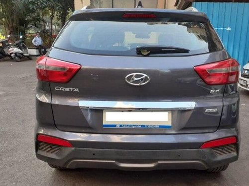Hyundai Creta 1.6 VTVT AT SX Plus 2016 AT for sale in Thane