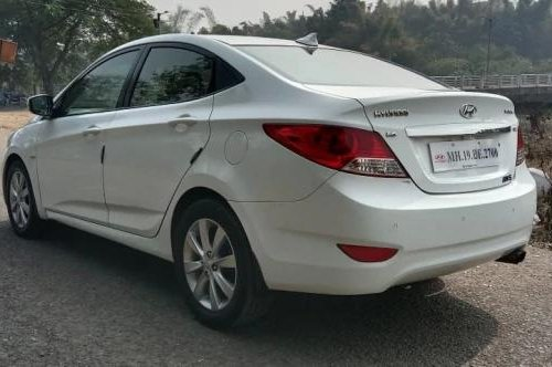 Used Hyundai Verna 2011 MT for sale in Nashik